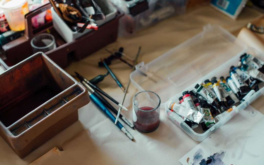 Preparing for Art Creation2 min read